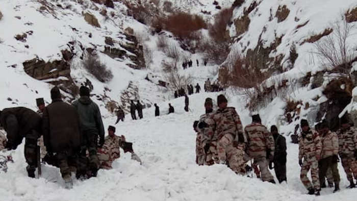 One army jawan dead, five missing after avalanche hit HP's Shipka La sector