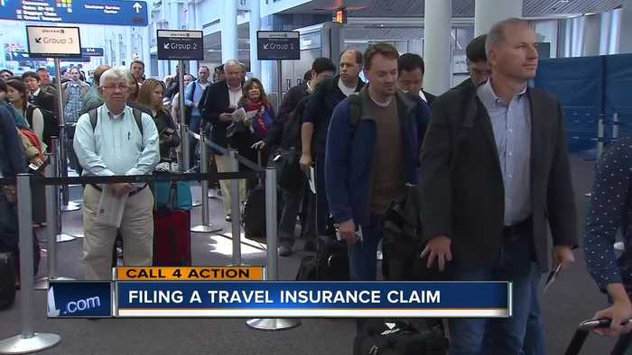 Call 4 Action: Filing a travel insurance claim