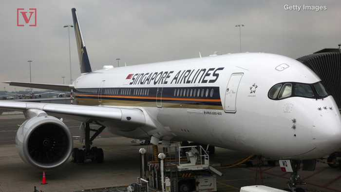 Singapore Airlines Assures Passengers That Cameras in Seatback Screens Are Disabled