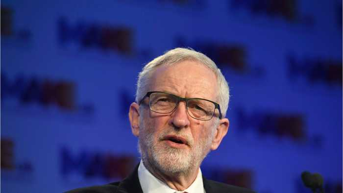 UK's May Shocked About Anti-Semitism Allegations In Labour Party