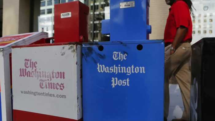 'MAGA teen' sues Washington Post for $250 mln