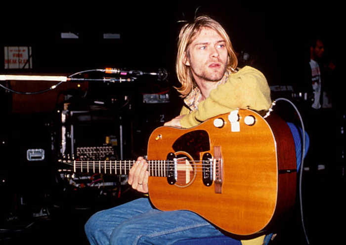Remembering Kurt Cobain