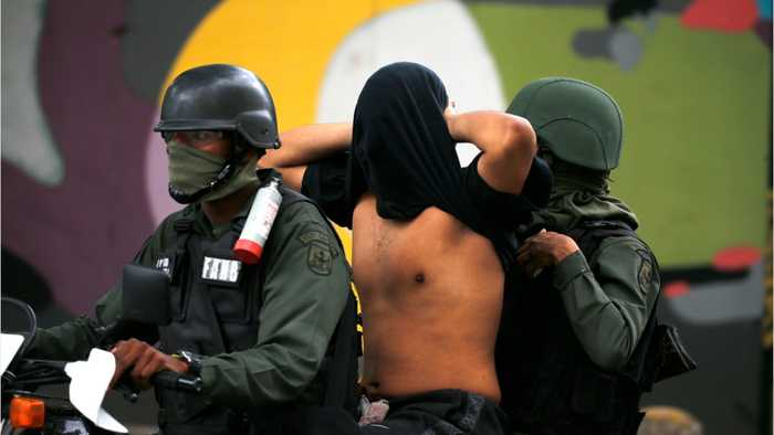 Amnesty International: Venezuela Security Forces Kill, and Punish Anti-Maduro Protesters