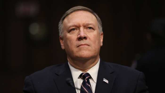 Pompeo: Ala. Woman Can't Re-enter US After Joining ISIS
