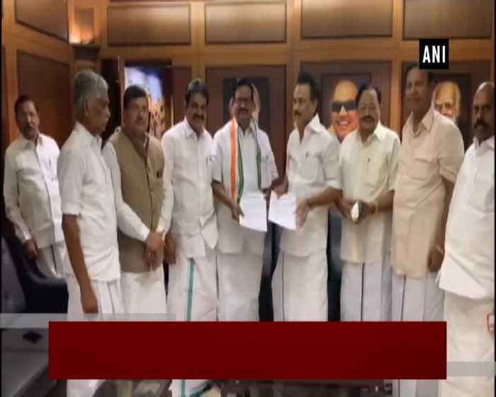 Congress, DMK announce pre-poll alliance for Lok Sabha elections in TN