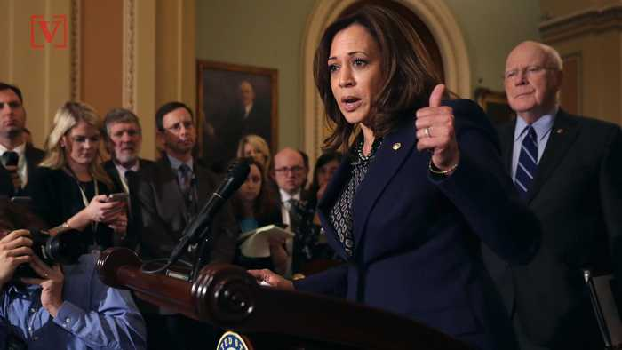 Kamala Harris's Jamaican Father Wasn't Amused By Her Marijuana Use Joke