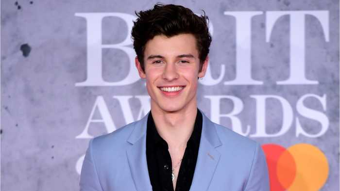 20-Year-Old Shawn Mendes Thanks The U.K. For Giving Him Wine