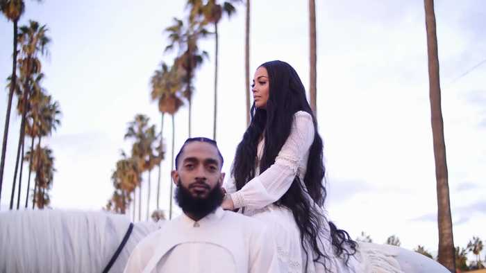 How to Get Power Couple Style, According to Nipsey Hussle and Lauren London