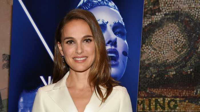 Natalie Portman Gets Pestered By Man Claiming To Be John Wick