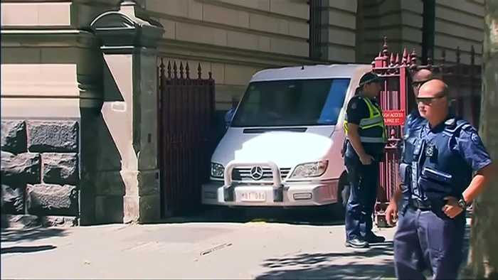 Australian who rammed and killed six pedestrians jailed for life