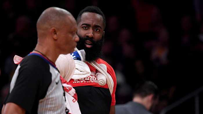 Should Rockets Star James Harden Be Allowed to Complain About NBA Officiating?