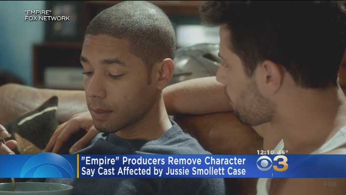 'Empire' Producers Remove Jussie Smollet's Character From Show