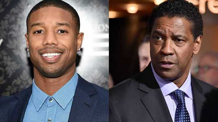 Michael B. Jordan to Star in New Film Directed by Denzel Washington