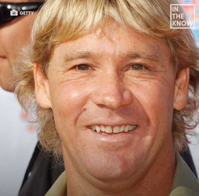 Here are five little-known facts about Steve Irwin