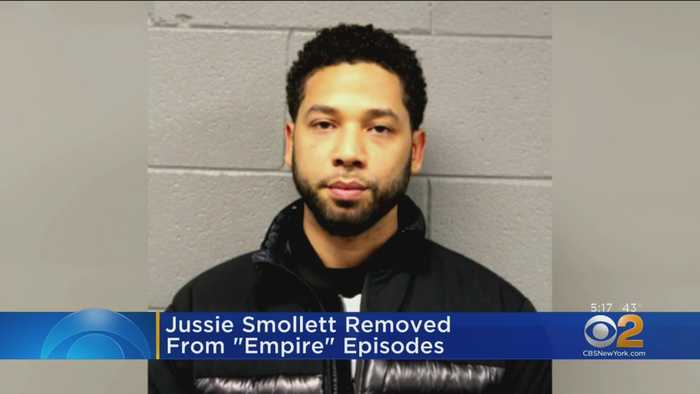 Jussie Smollett's Character Pulled From 'Empire'