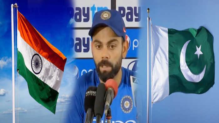 We stand by government decision on playing match against Pakistan says Virat Kohli| OneIndia News