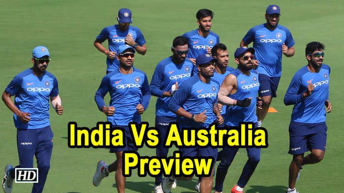 India Vs Australia | India look to plug holes before World Cup in T20 series - Preview