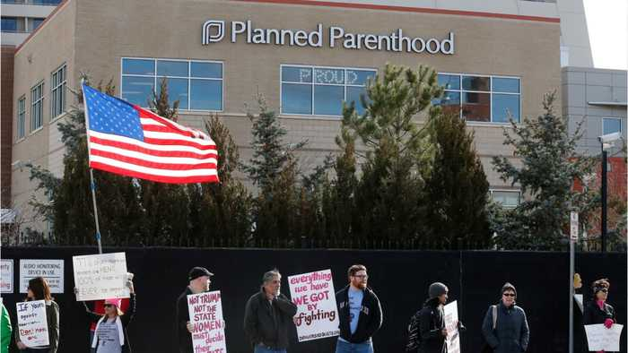 Trump Administration Bans Abortion Referrals At U.S.-Funded Clinics