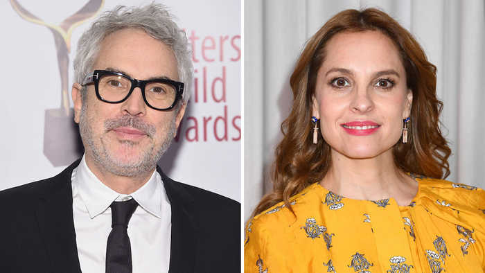 Marina de Tavira On Learning About Alfonso Cuarón's Mother: