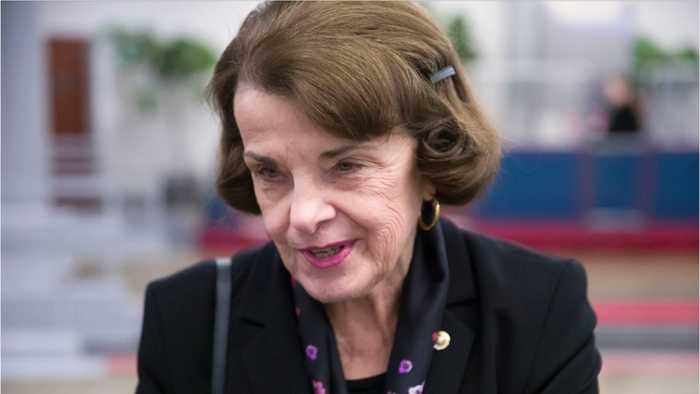 Sen. Dianne Feinstein Tells Group Of Children She Won't Vote For The 'Green New Deal'