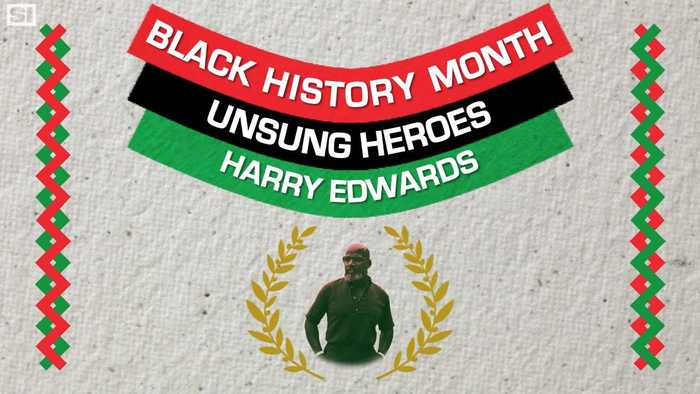 Unsung Heroes: Harry Edwards, a Voice Behind John Carlos, Tommie Smith and Colin Kaepernick