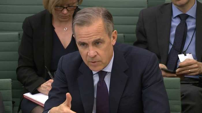 Bank of England likely to help economy after no-deal Brexit - Carney