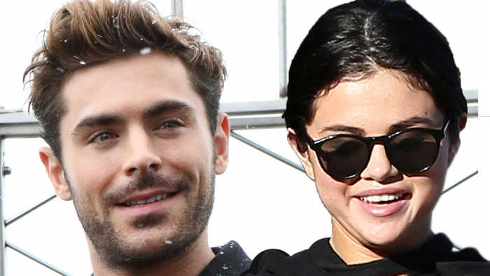Zac Efron & Selena Gomez Are Getting 'COZY' & Her Friends Are FREAKING OUT!