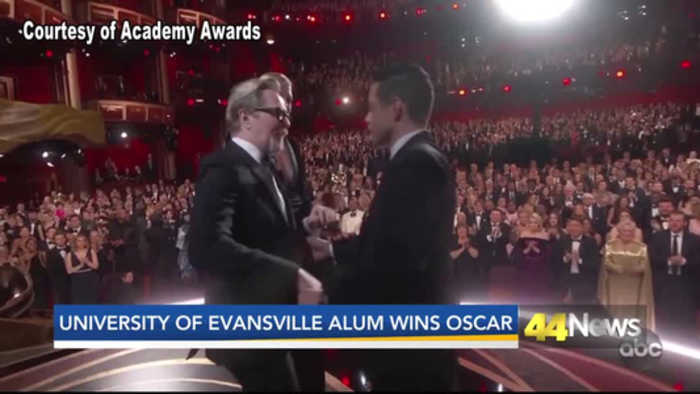School Celebrates Success; UE Alum Rami Malek Wins Oscar For Best Actor