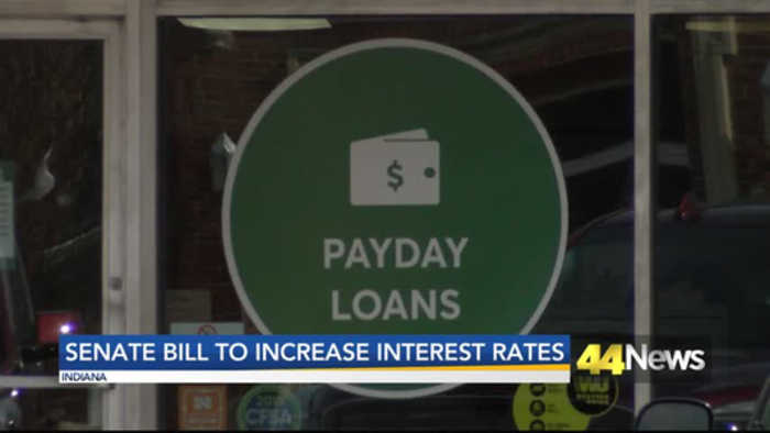 PROPOSAL TO ALLOW 192% INTEREST ON PAYDAY LOANS