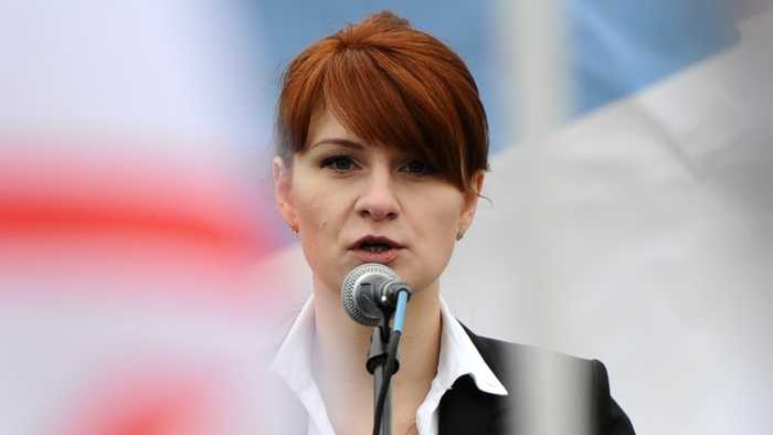 Judge Delays Sentencing For Maria Butina