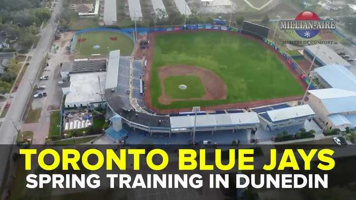 Toronto Blue Jays Spring Training in Dunedin | Taste and See Tampa Bay