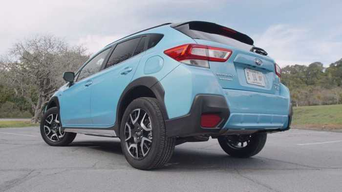 2019 Subaru Crosstrek plug-in hybrid gives up a lot for a few mpg's