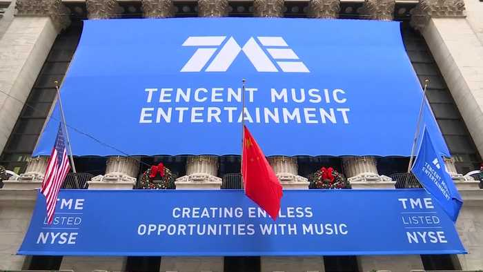 KKR, China's Tencent eyeing bids for Universal Music - sources