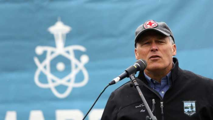 WA Gov. Jay Inslee Launches 2020 Presidential Bid