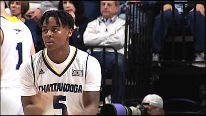 Wofford Blows Out UTC