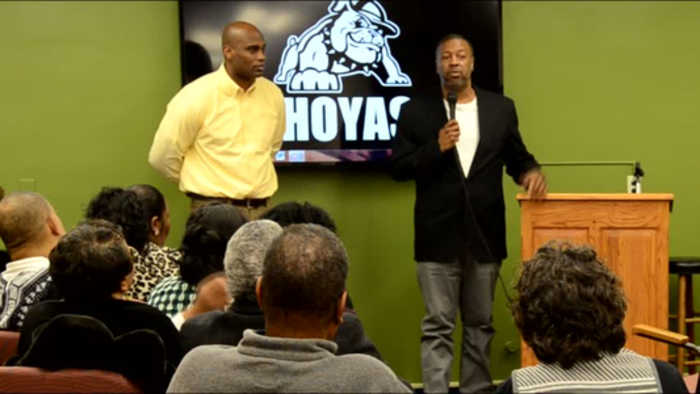 HOYAS founders, LaDawndra Robbs inducted into Black Archives Hall of Fame