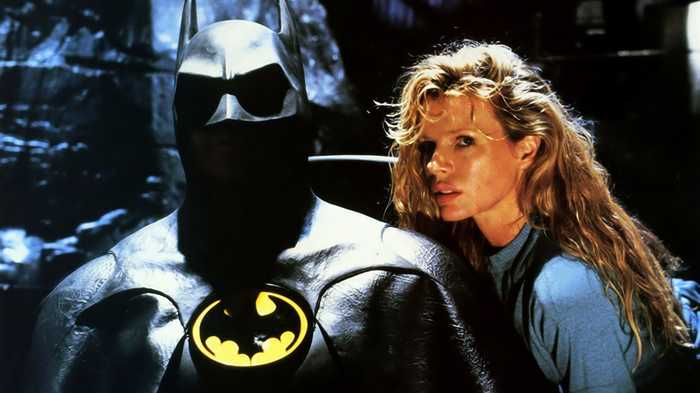Batman Movie (1989) - starring Michael Keaton, Jack Nicholson, Kim Basinger