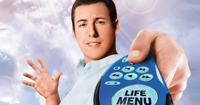 Click movie (2006) - Adam Sandler, Kate Beckinsale, Christopher Walken