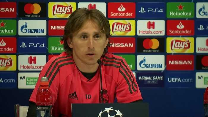 Modric says players have failed to fill Ronaldo's boots