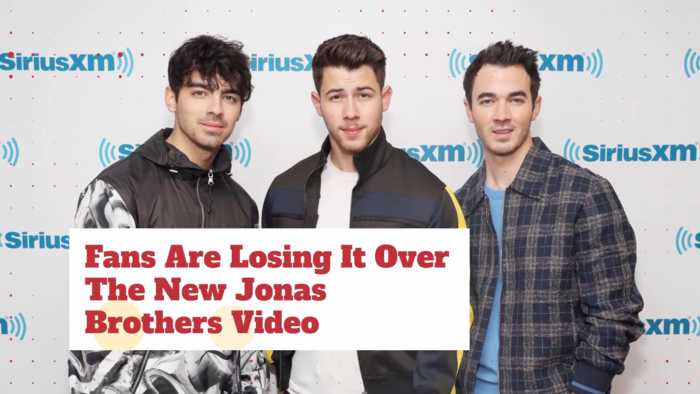 The Jonas Brothers Bring Their Wives To The Party