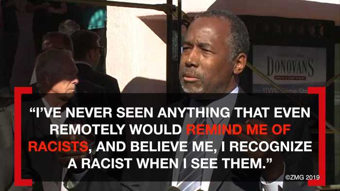 Ben Carson Indicates He'll Leave the Trump Administration At The End of President's First Term