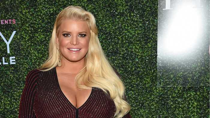 Jessica Simpson Talks About Pregnancy Health Problems