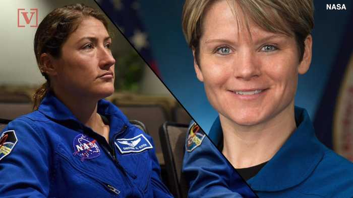 NASA Plans First-Ever All-Female Space Walk