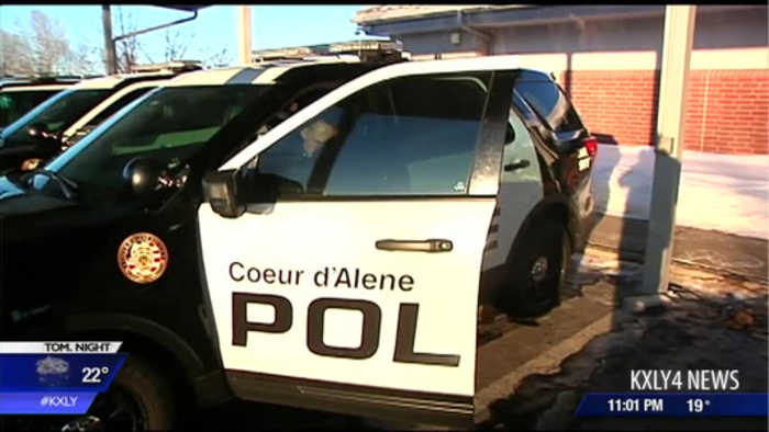 Coeur d'Alene sees dramatic drop in violent, serious crimes