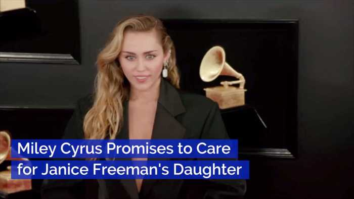 Miley Cyrus Shows Tremendous Heart For 12 Year Old Girl