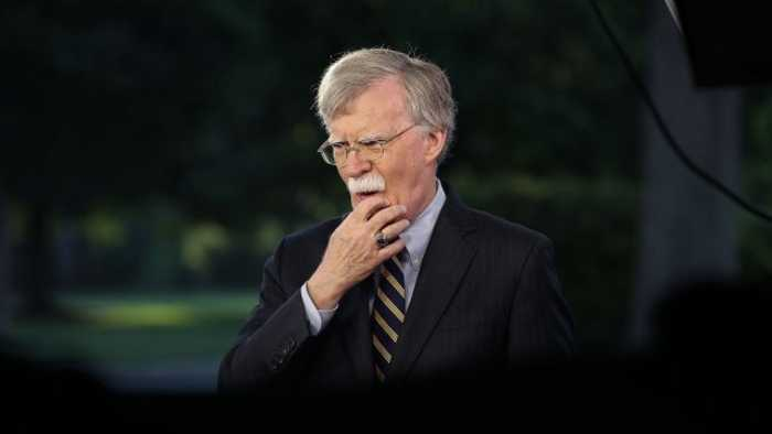 Bolton Warns US Could Ramp Up Sanctions On North Korea
