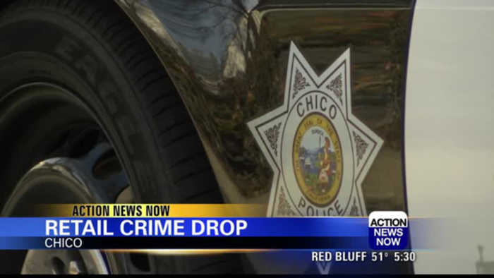 Shoplifting arrests up in Chico