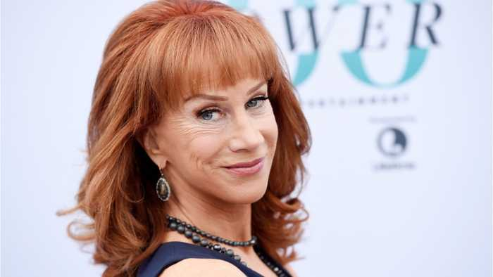Kathy Griffin Says Losing Anderson Cooper As A Friend 'Still Hurts'