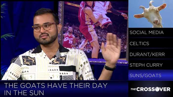 Crossover TV: After The Goats Failed, How Do We Motivate The Phoenix Suns?