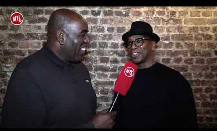 I'd Sell My Soul To Play In One More North London Derby! | Arsenal Legend Ian Wright